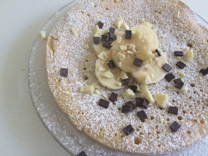 Haselnuss-Pancakes