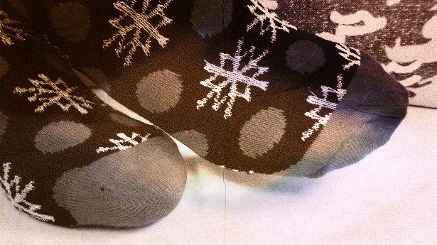 Welttag der verlorenen Socke