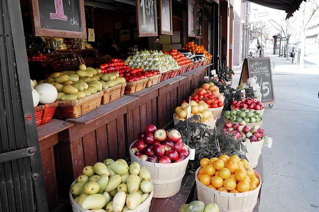 Obst &Gemüse