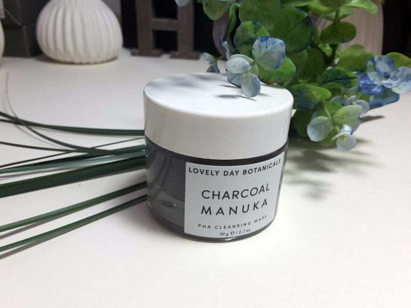lovely day botanicals - cleansing mask