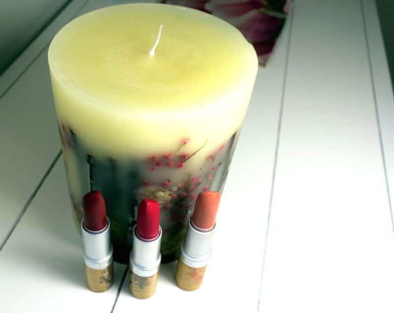 coleur caramel lippenstift