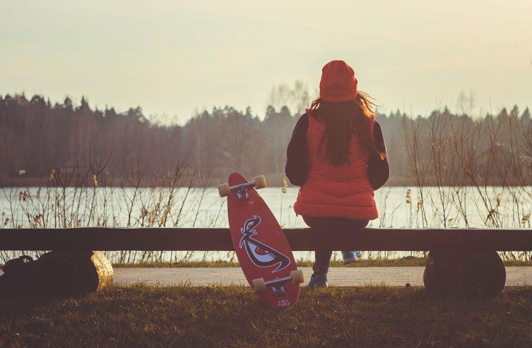 Skaten und Longboard