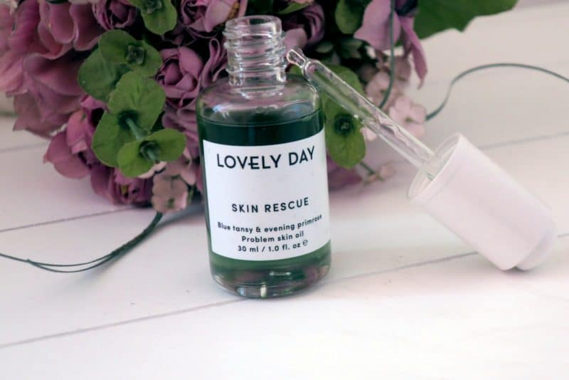 Skin Rescue Gesichtsöl von Lovely Day Botanicals