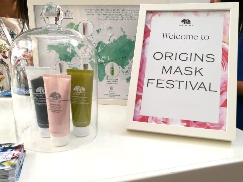 Glamour Beauty Festival-origins