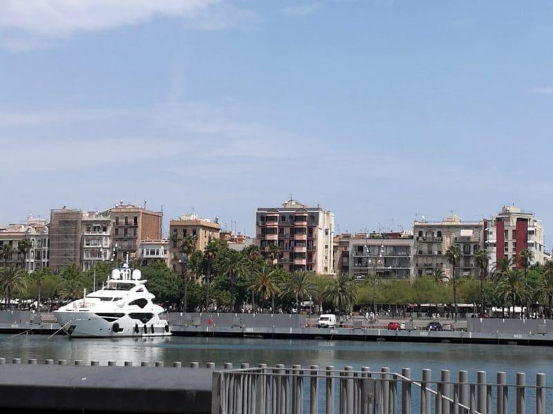 alter hafen barcelona