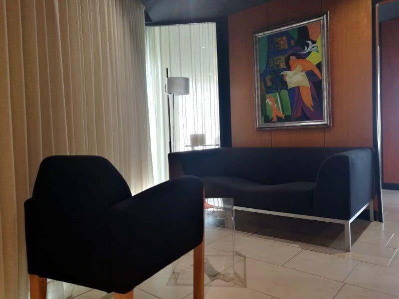 hotel barcelona princess suite vorzimmer