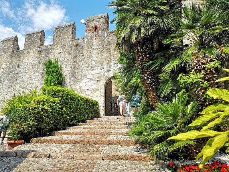 Burg in Malcesine