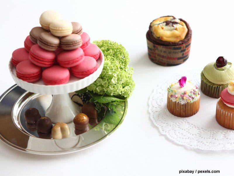 Kuchen - Zucker