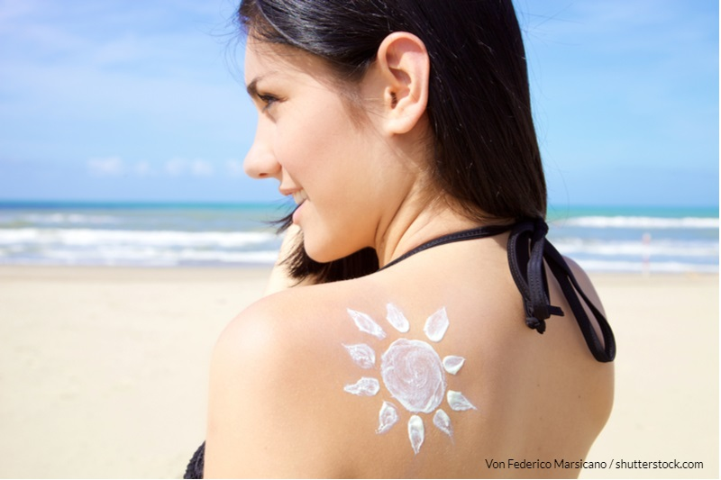 Sonnenschutz von Mai bis September