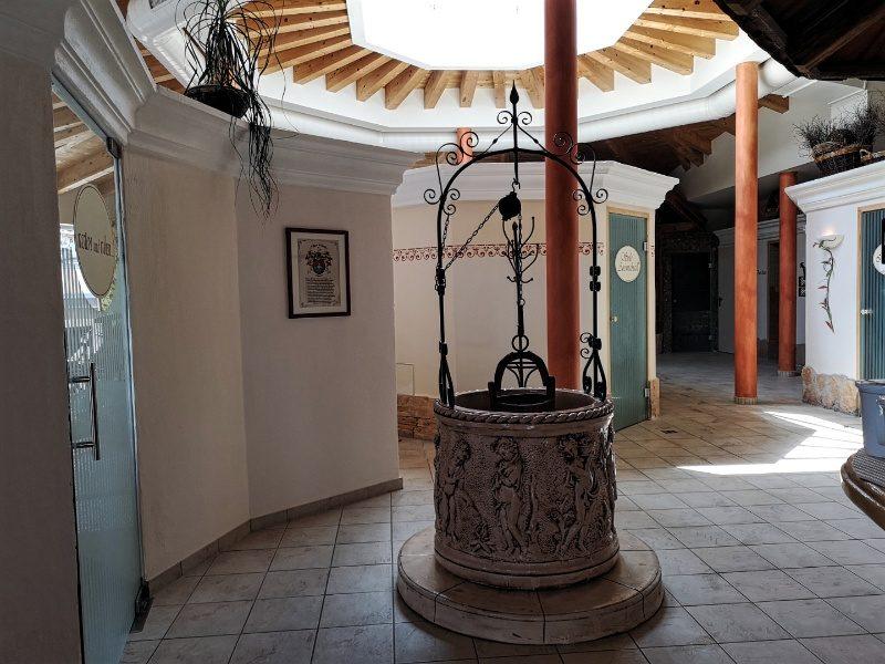 saunalandschaft - seehotel entners