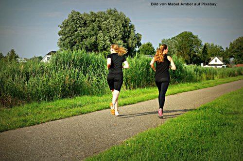 Laufen – Dein 6 Wochen Laufplan für Nichtläufer